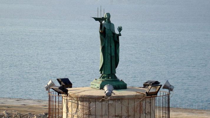 Santa Fermina - Schutzpatroninin der Seeleute