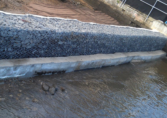 Clip n Clean Water Gabion