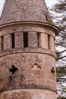7/8 Château Haut-Brignon, Cénac. Mardi 7 avril 2020. Photographie : Christian Coulais