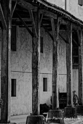Domaine de Malagar, Saint-Maixant. 28/09/2019. Photographie © Jean-Pierre Couthouis