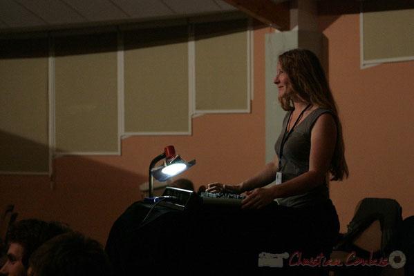 Mise en lumière : Leslie Seuve. Roger Biwandu Quintet, Festival JAZZ360 2011, Cénac. 03/06/2011