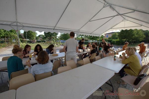 Festival JAZZ360 2015. Alllées des écoliers, Cénac, 12 juin 2015