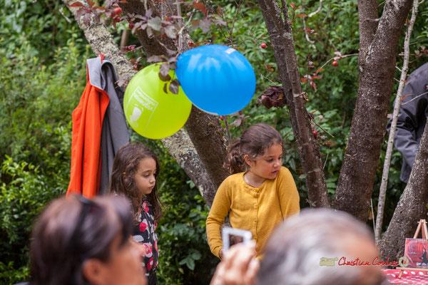 """""""Regards d'enfants"""" Pique-nique vigneron avec Nicolas Saez Quartet, Festival JAZZ360 2019, Château Duplessy, Cénac, lundi 10 juin 2019"""