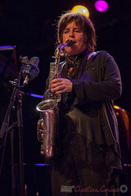 "Géraldine Laurent, ""At work"", Festival JAZZ360 2016, Cénac"