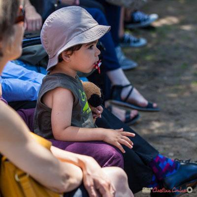 """""""Y'a pas d'âge pour écouter le jazz"""". Tom Ibarra Group. Festival JAZZ360, 10 juin 2017, Camblanes-et-Meynac"""
