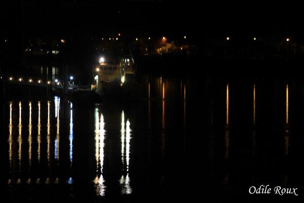 Les alentours du pont Jacques Chaban-Delmas photographiés par Odile Roux. Bordeaux, 27 février 2019