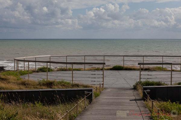 La Parée Basse, Corniche Vendéenne, Vendée, Payse de la Loire