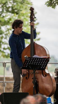 Eric Séva Quartet : Kevin Reveyrand. Festival JAZZ360 2016, Camblanes-et-Meynac