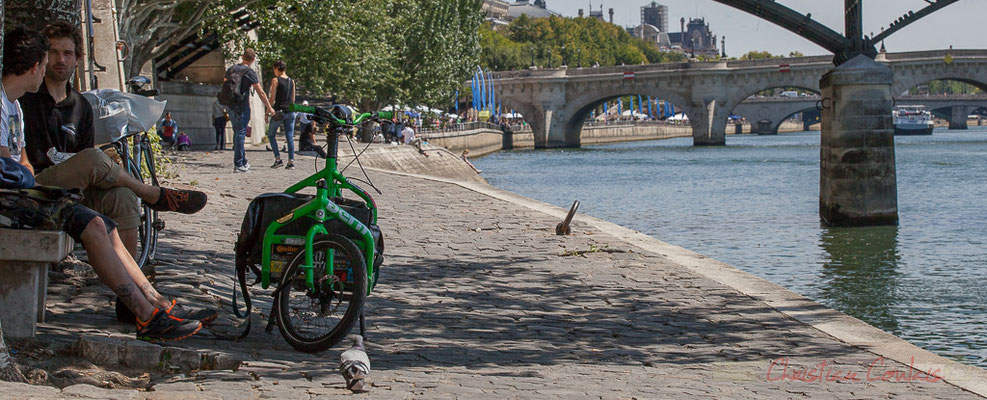 Quai des Tuileries, Paris 1er