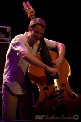 Festival JAZZ360 2015, Rémi Bouyssière. Cénac, 12/06/2015