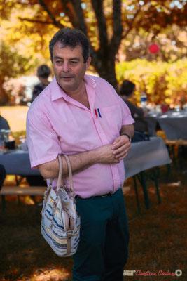 Daniel Barbe, Maire de Blasimon, 14 mai 2017