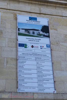 La Source, pôle culturel et social de Sallebœuf
