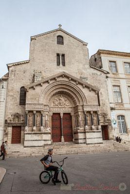 12 Église Saint-Trophime (fin du XIIème siècle), Arles