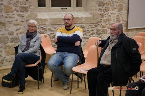 Le Sud-Gironde comprend trois Groupes d'action. Comité d'appui de la France insoumise aux élections européennes. Langon, 14/02/2019