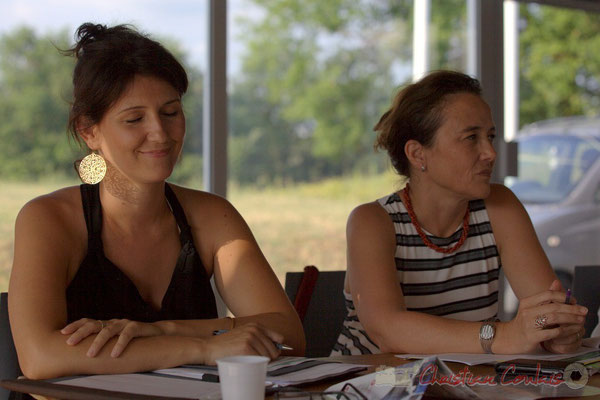 Anne-Laure Fabre-Nadler, Mathilde Feld