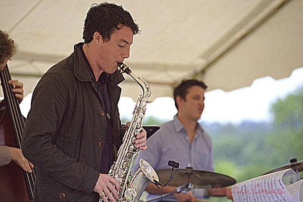 Laurent Robino; Naxee Quintet, Festival JAZZ360 2012, Quinsac. Dimanche 10 juin 2012