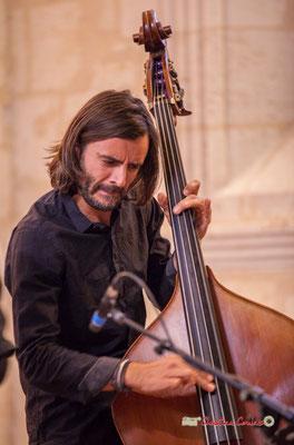 François Poitou; François Poitou Quintet. Festival JAZZ360 2019, Cénac. 07/06/2019