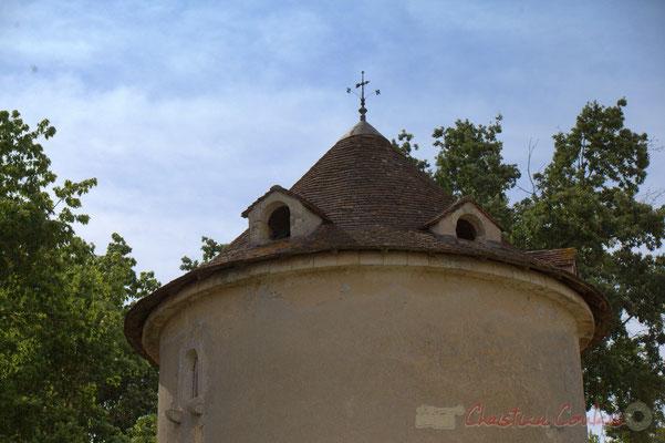 Château d'Yquem, la tour ronde