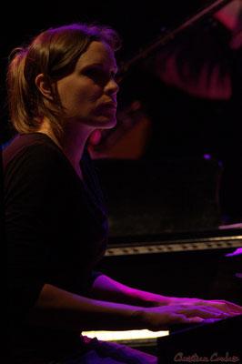 Festival JAZZ360, Anne Quillier