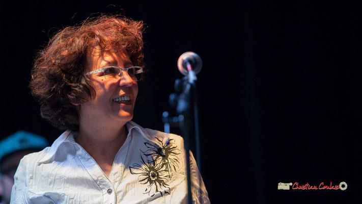Rita Macedo; le Parti Collectif. Festival JAZZ360 2019, Latresne, 09/06/2019