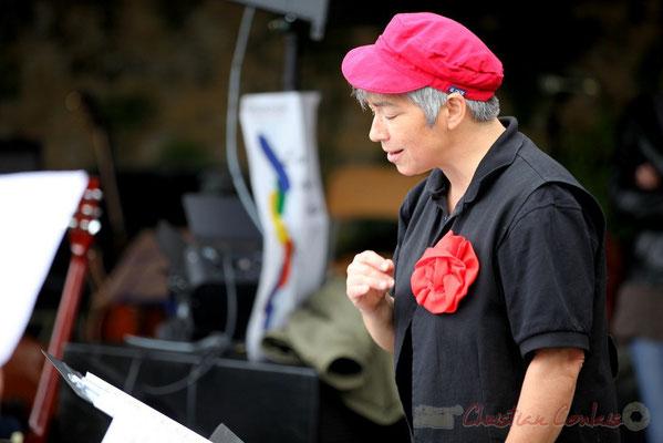 Nathalie Aubin, chef de cœur
