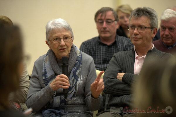 Suzette Grel, administratrice  de la Cabane à Projets