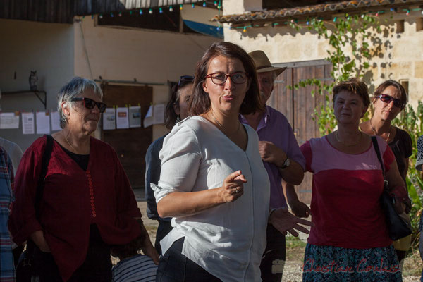 Cécile Duflot, Députée de la 6ème circonscription de Paris, ancienne Ministre de l'Égalité des territoires et du Logement, candidate à la primaire écologiste