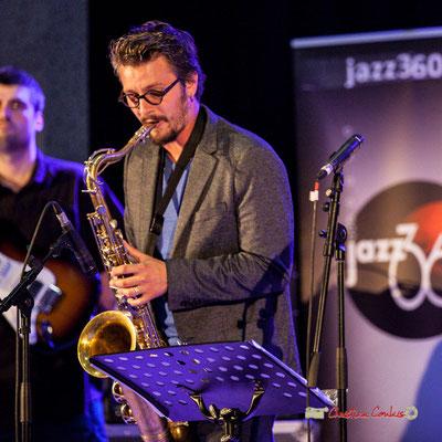 Valentin Foulon; Docteur Nietzsche fait son grand huit, Festival JAZZ360 2019, Saint-Caprais-de-Bordeaux. 05/06/2019