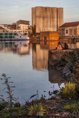 Bassins à flots et la Cité des Civilisations du Vin, Bordeaux, Gironde