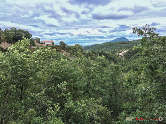 Castillo-Nuevo, niché au cœur de la Sierra de Leyre, Navarra