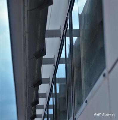 Architecture et perspectives par Gaël Moignot. Bordeaux, jeudi 13 juin 2019