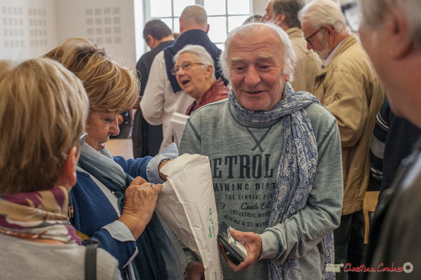 """Sortie et dédicace du livre """"Le jour où..."""" de Jean-Marie Darmian, Créon. 14/10/2017"""