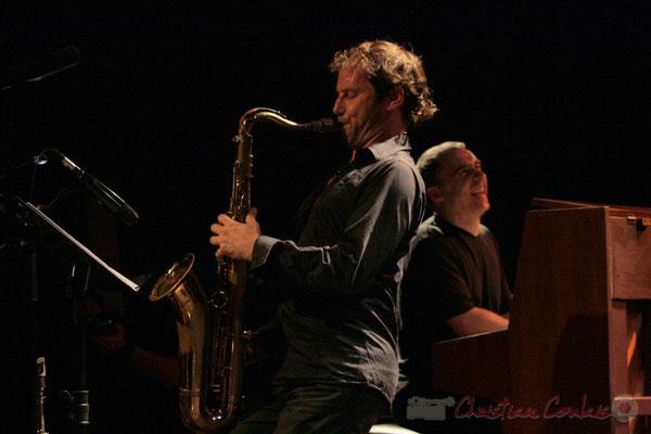 Frédéric Borey, Jean-Yves Yung; Roger Biwandu Quintet, Festival JAZZ360 2011, Cénac. 03/06/2011