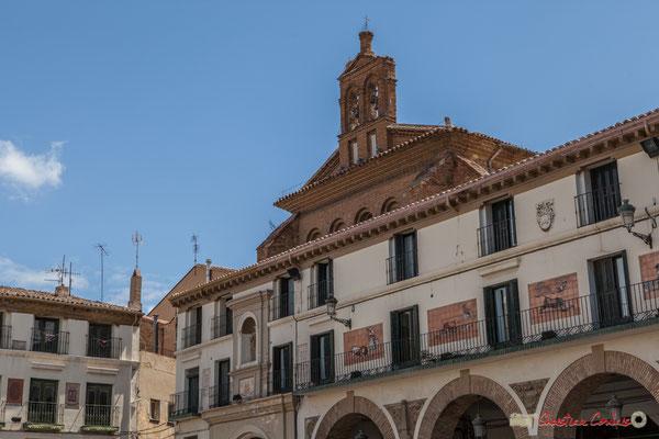 Plaza de Los Fueros, Tudela, Navarra