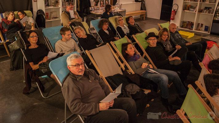 La Cabane du Monde. Le Rocher de Palmer, Cenon, Gironde, 12/12/2015. Reproduction interdite - Tous droits réservés © Christian Coulais
