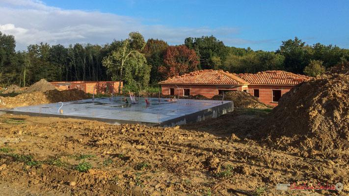 10 Le clos du Petit Maître, avenue du bois du moulin, Cénac, Gironde. 16/10/2017