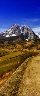 Pic d'Anie, 2 504 m, cirque de Lescun, RD 340, Escouay, vallée d'Aspe, Pyrénées-Atlantiques