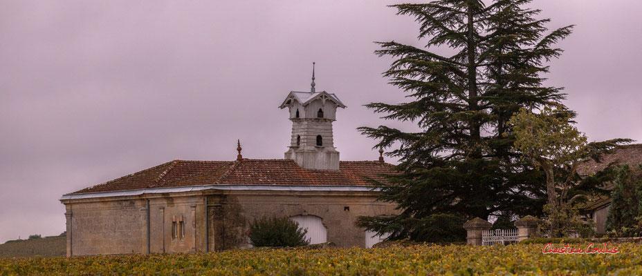 Vignoble du Sauternais, Sauternes. Samedi 10 octobre 2020. Photographie © Christian Coulais