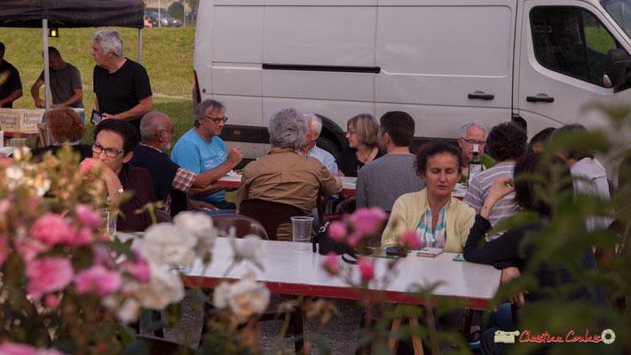 3 Restauration sur place. Festival JAZZ360 2018, Parc Pomarède, Langoiran. 07/06/2018