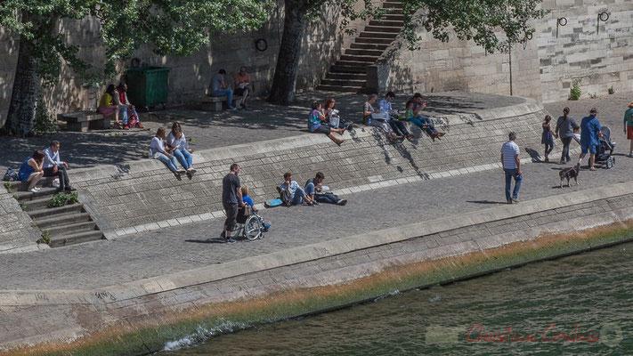 Quai des Tuieries, Paris 1er