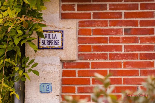 Villa Surprise, Soulac-sur-Mer. Samedi 3 juillet 2021. Photographie © Christian Coulais