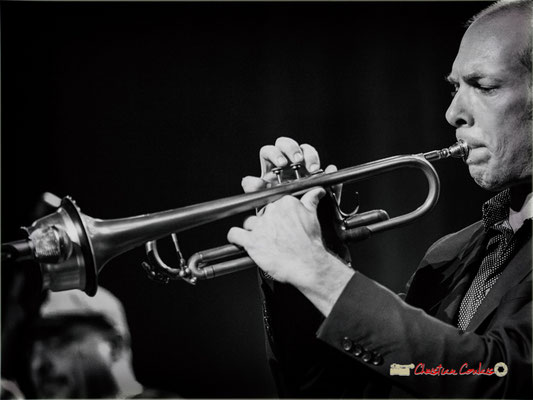 Jérôme Dubois; The Rix'tet, soirée club JAZZ360, Cénac. 05/10/2019