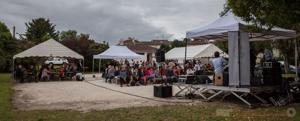 Taldea Group. Festival JAZZ360 2016, Esplanade du Clairet, Quinsac