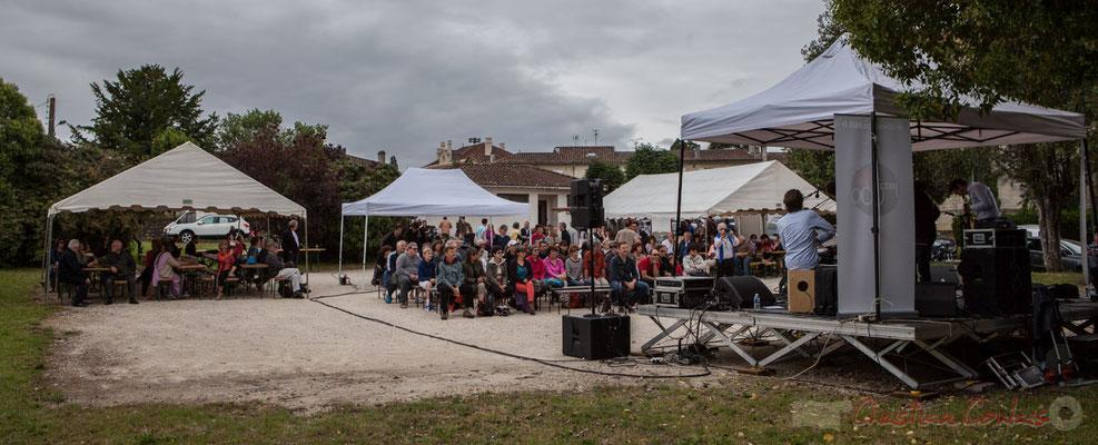 Taldea Group. Festival JAZZ360 2016, Esplanade du Clairet, Quinsac, 12/06/2016