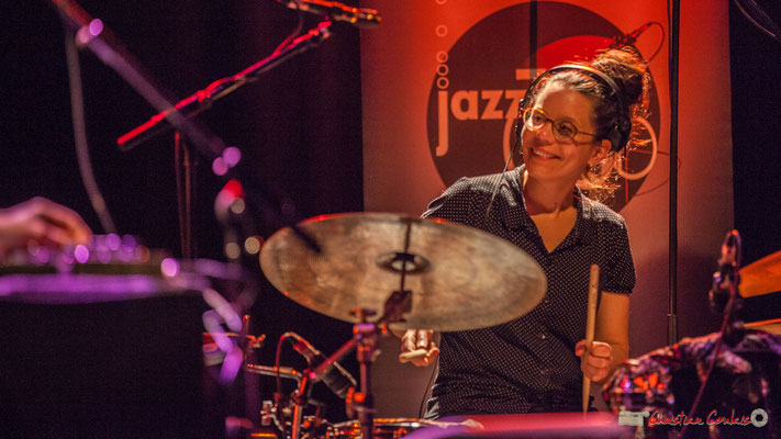 "Anne Paceo ""Circles"", Festival JAZZ360, Cénac, 10/06/2017"