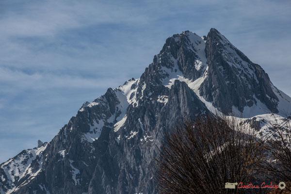 Pic d'Anie, 2 504 m, cirque de Lescun, D340, Escouay, vallée d'Aspe, Pyrénées-Atlantiques