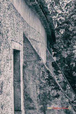 Contreforts du Chai Rouge, Domaine de Malagar. Centre François Mauriac, Saint-Maixant. 28/09/2019 Reproduction interdite - Tous droits réservés © Christian Coulais