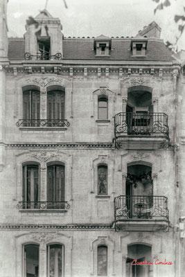"""""""Il était une fois..."""" Quartier Saint-Michel, Bordeaux. Mercredi 24 juin 2020. Photographie © Christian Coulais"""