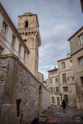 41 Rue du séminaire, arière de la Chapelle du Méjean, Arles