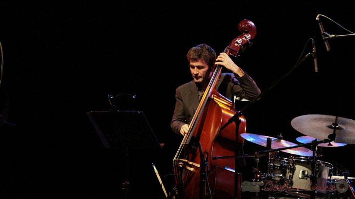 Christophe Jodet; Lo Jay et Serge Moulinier Trio. Festival JAZZ360 2010, Cénac. 12/05/2010